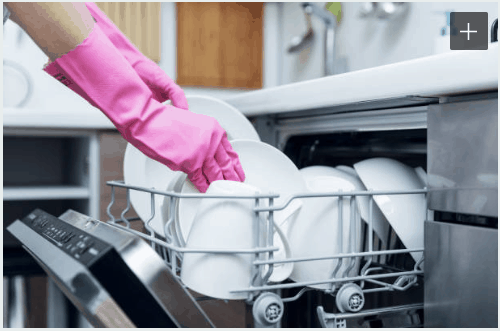 built in dishwashers