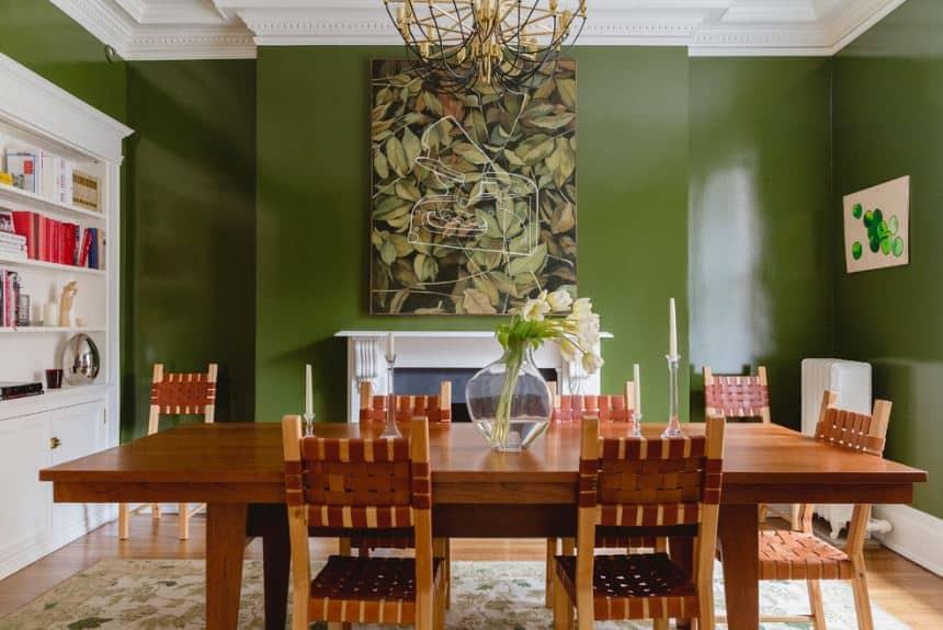 50 Tropical Dining Room Ideas Photos