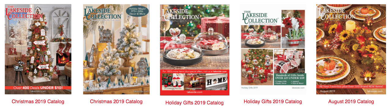 Lakeside Collection Furniture Catalog